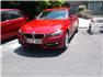 Kırmızı BMW 3.20 Dizel Sol Ön Görünüm