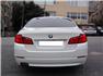 2012 Beyaz BMW 5.20 Dizel Arka Görünüm