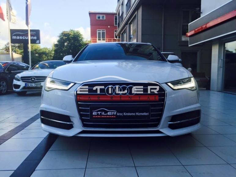 Audi A6 Kiralama