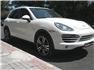 2013 beyaz Porsche Cayenne