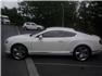 Beyaz Bentley Continental Sol Görünüm