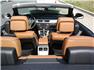 Beyaz BMW 3.20 Dizel Cabrio İç Görünüm