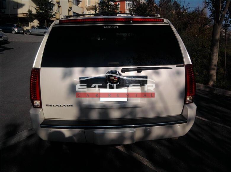 Cadillac Escalade Kiralama