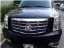 Siyah Cadillac Escalade Ön Görünüm
