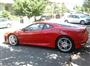 Kırmızı Ferrari F430 Sol Görünüm