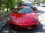 Kırmızı Ferrari F430 Ön Görünüm