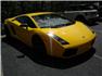 2006 Sarı Lamborghini Gallardo Sağ Ön Görünüm