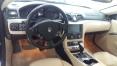 Siyah Maserati GranTurismo Sağ Yan Görünüm