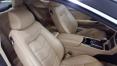 Siyah Maserati GranTurismo Arkadan Görünüm