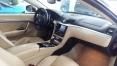 Siyah Maserati GranTurismo İç Görünüm