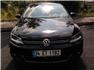 2012 Model Siyah Volkswagen Jetta Ön Görünüm
