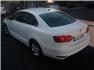 Beyaz Volkswagen Jetta Sol Arka Görünüm