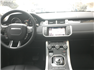 2012 Kırmızı Range Rover Evoque İç Görünüm