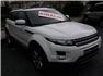 2012 Beyaz Range Rover Evoque Sağ Ön Görünüm