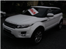 2012 Beyaz Range Rover Evoque Sol Ön Görünüm