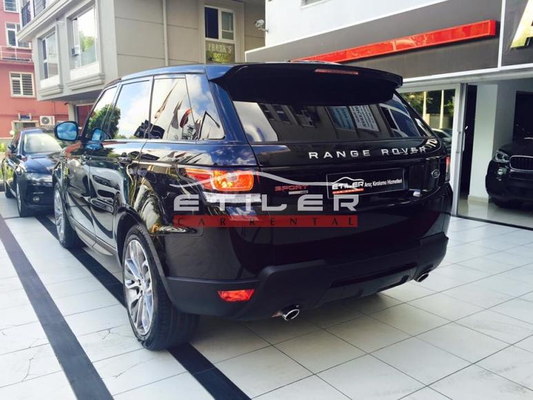 Range Rover Sport Kiralama