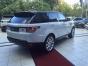 Beyaz Range Rover Sport
