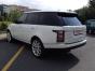 2014 model beyaz renk Range Rover Vogue