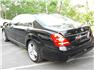 2012 Siyah Mercedes S350 CDI L 4 matıc Sol Arka Görünüm
